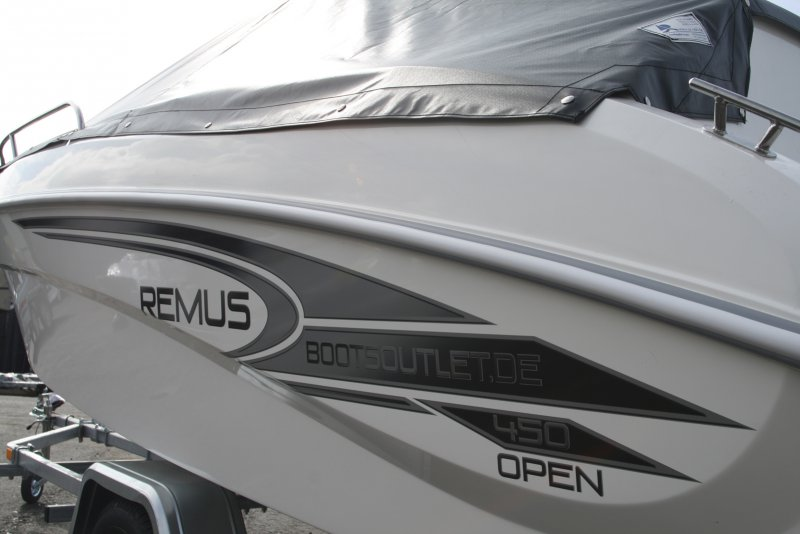 Aufkleberdesign Decor Remus 450 open