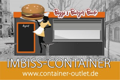 Burger - Imbisscontainer